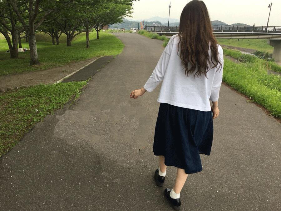 一人の女性
